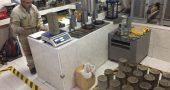 Laboratorio de pruebas en Puebla